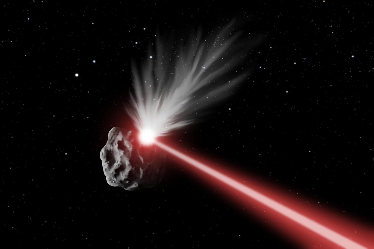 Возможен ли StarShot Хокинга-Мильнера? - 2