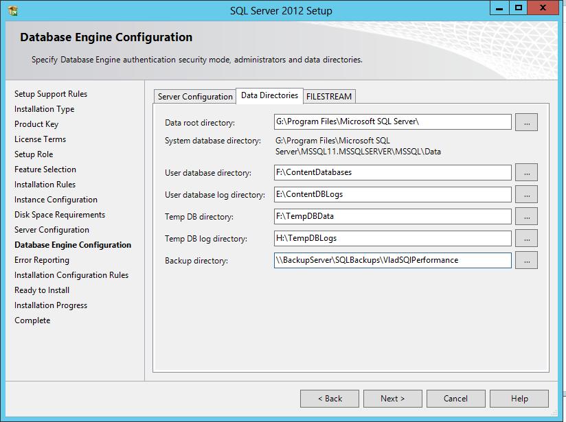 Тюнинг SQL Server 2012 под SharePoint 2013-2016. Часть 2 - 10