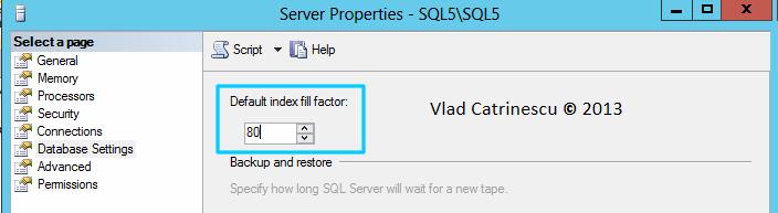 Тюнинг SQL Server 2012 под SharePoint 2013-2016. Часть 2 - 14