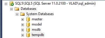 Тюнинг SQL Server 2012 под SharePoint 2013-2016. Часть 2 - 23