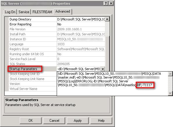 Тюнинг SQL Server 2012 под SharePoint 2013-2016. Часть 2 - 46