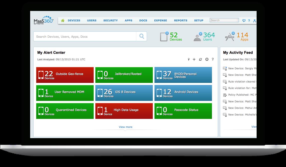 Корпорация IBM создала облачный инструмент для централизованного управления корпоративными устройствами сотрудников - 3