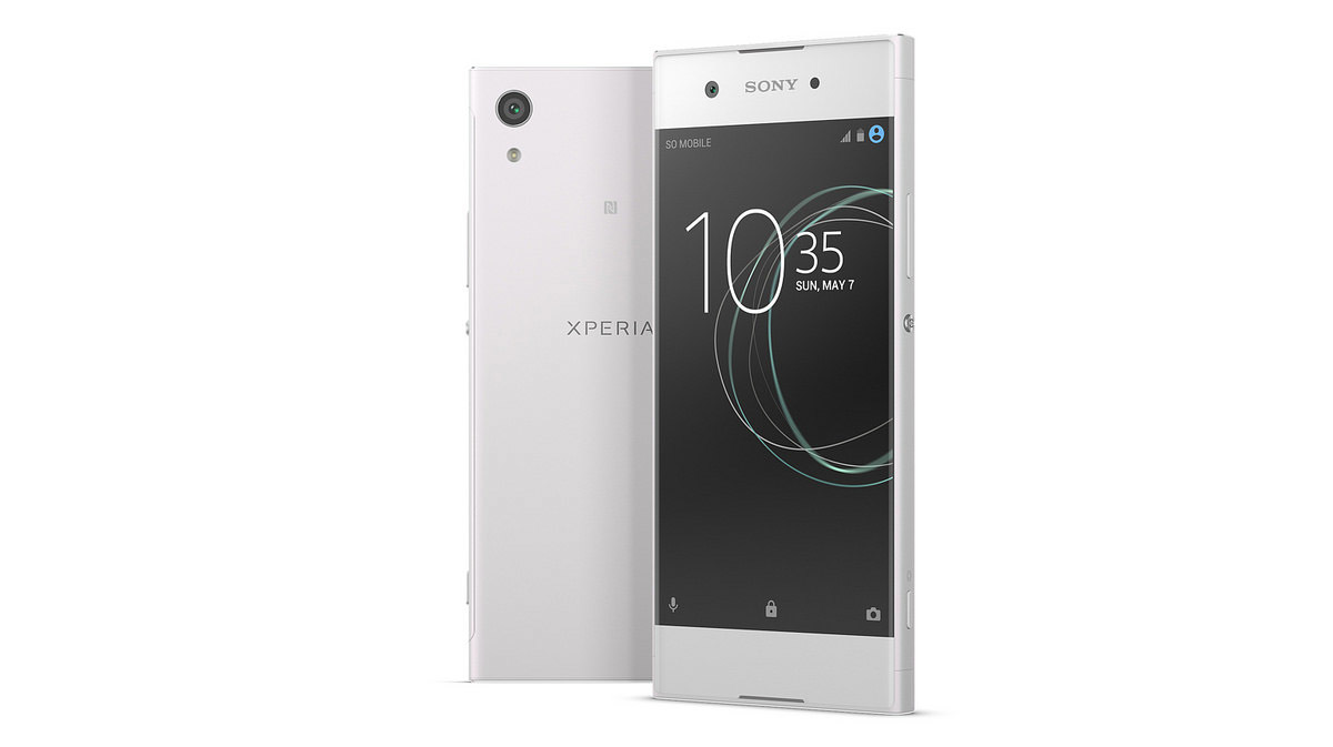 Смартфон Sony Xperia XA1 доступен для предзаказа - 1
