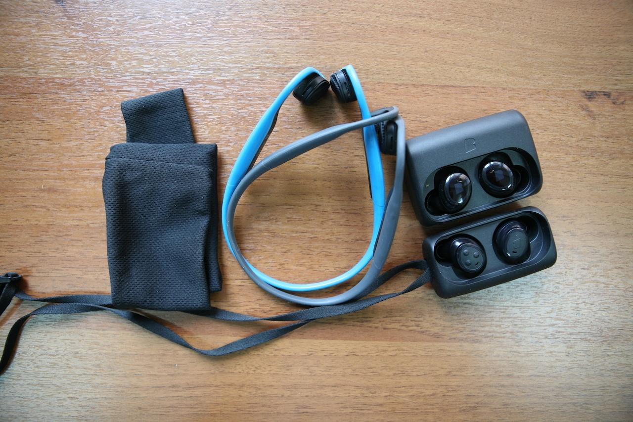 Безопасные наушники и гарнитуры для велосипедистов - 1