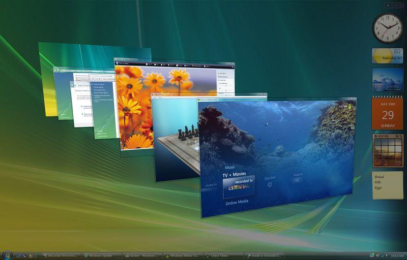 Корпорация Microsoft завершила поддержку ОС Windows Vista - 3