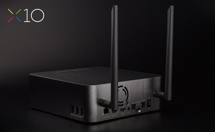 В ТВ-приставке Zidoo X10 использована SoC Realtek RTD1295
