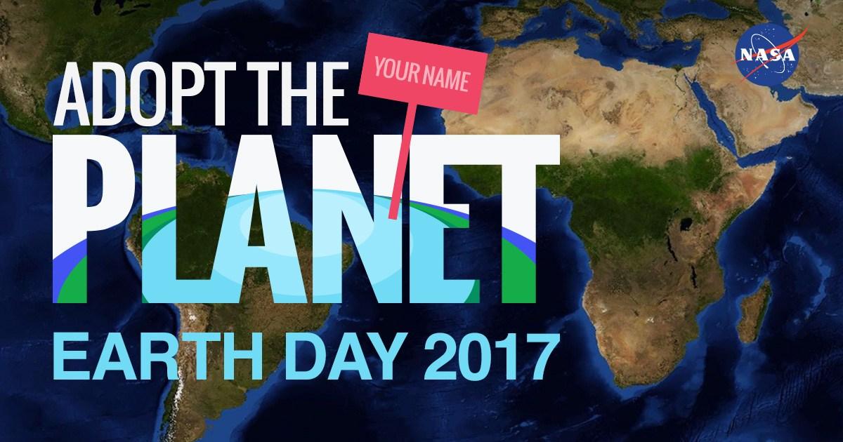 НАСА предлагает виртуально «усыновить» кусочек Земли - 1