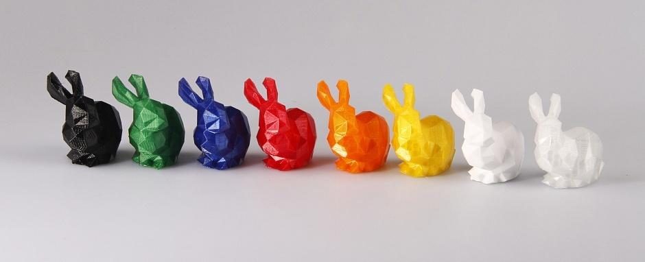 Обзор материалов для 3D-печати ESUN - 10