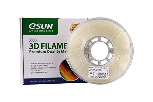 Обзор материалов для 3D-печати ESUN - 14