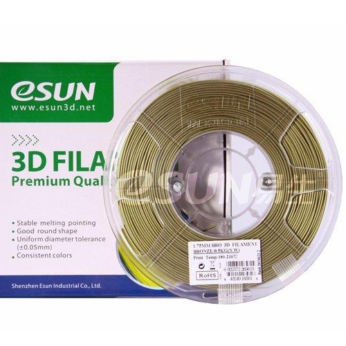 Обзор материалов для 3D-печати ESUN - 19