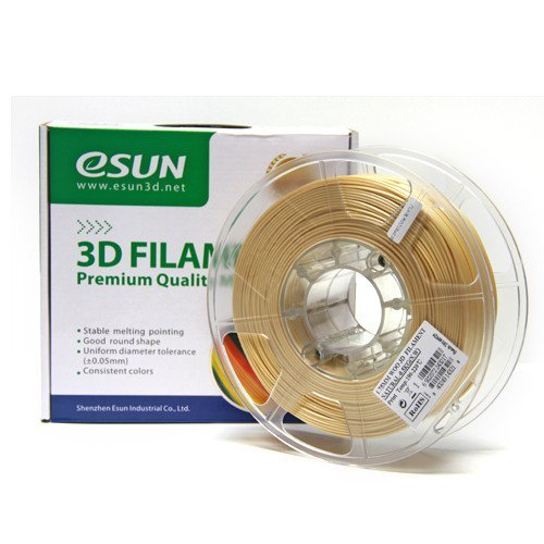 Обзор материалов для 3D-печати ESUN - 21