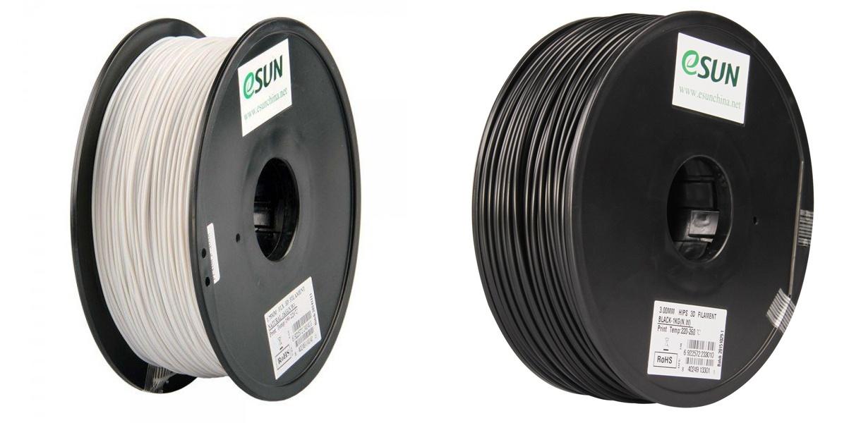 Обзор материалов для 3D-печати ESUN - 29