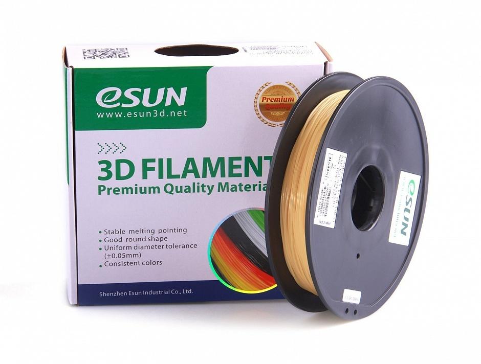 Обзор материалов для 3D-печати ESUN - 30