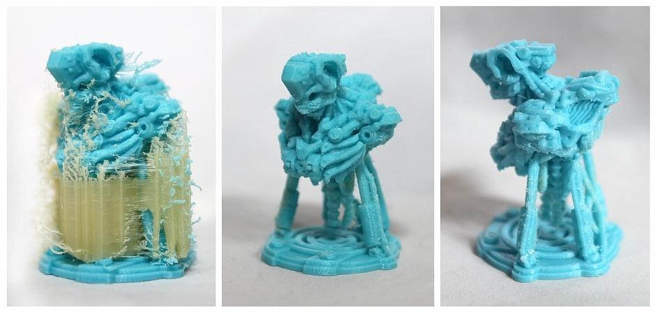 Обзор материалов для 3D-печати ESUN - 31