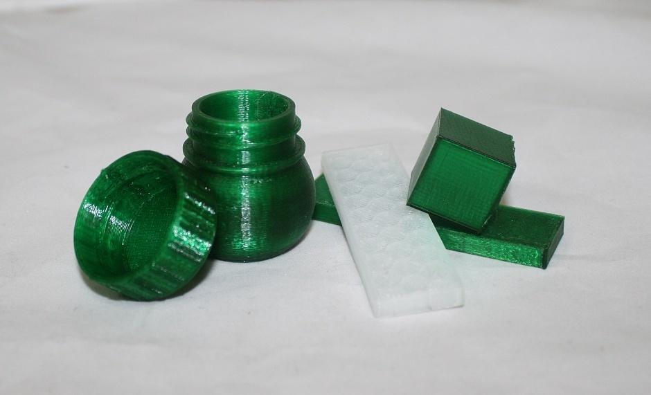 Обзор материалов для 3D-печати ESUN - 9