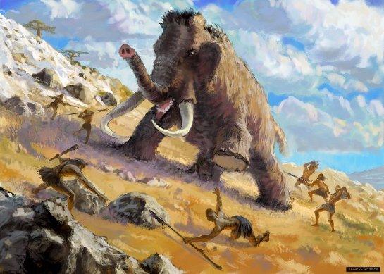 Охотники на мамонтов передали современным европейцам ген роста