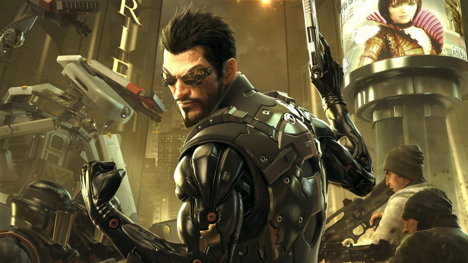 Почему будущее Deus Ex лежит в его прошлом - 1