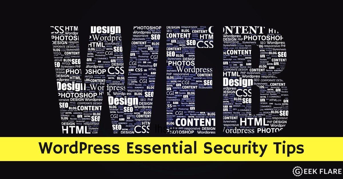 Полезные плагины и советы по безопасности для WordPress - 1