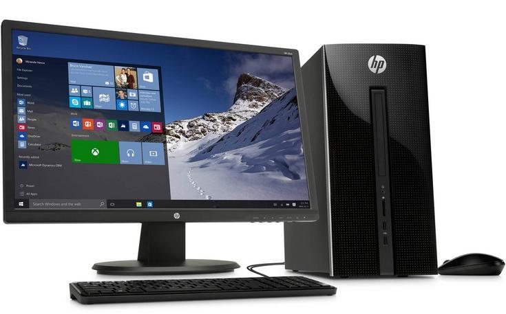 HP смогла существенно нарастить продажи ПК