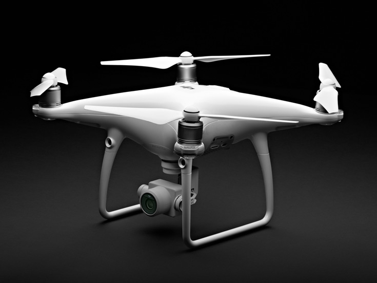 У своего предшественника новый дрон унаследовал навигационные и прочие функции