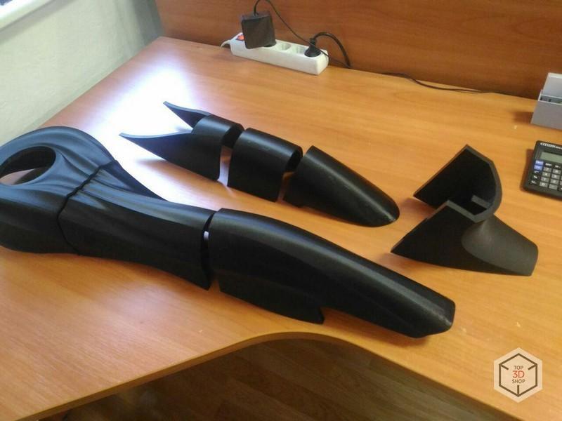 Обзор 3D-принтера Hercules Strong - 14