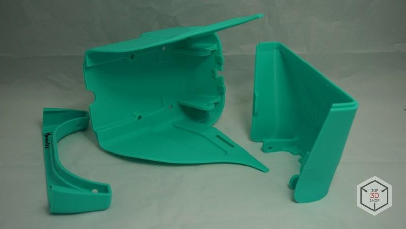 Обзор 3D-принтера Hercules Strong - 15