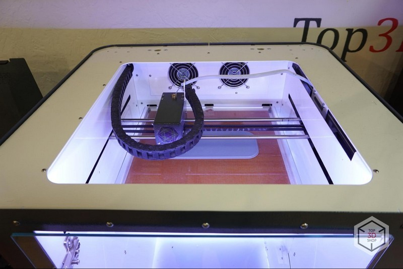 Обзор 3D-принтера Hercules Strong - 3