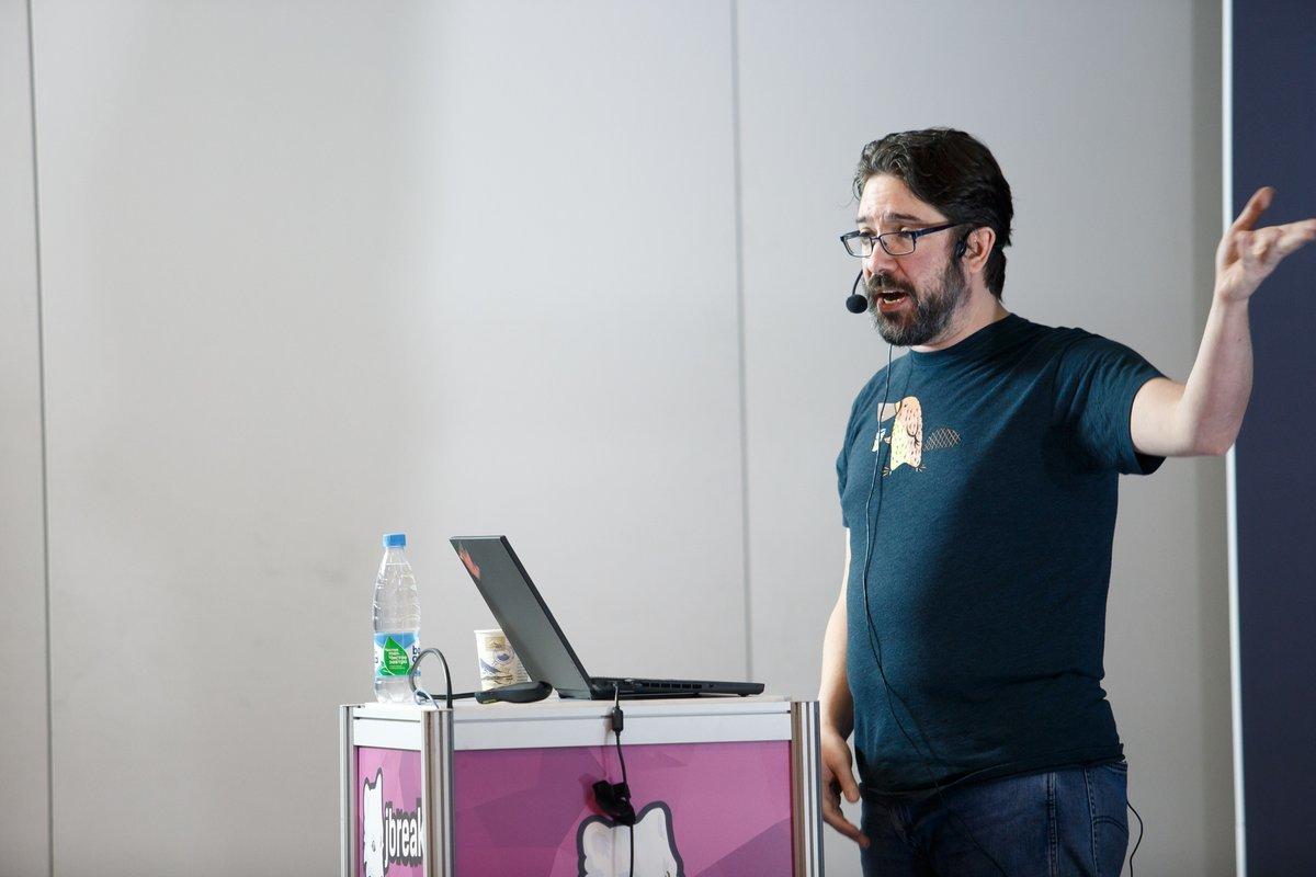 Два сапога Java: как прошли JBreak и JPoint 2017 - 6