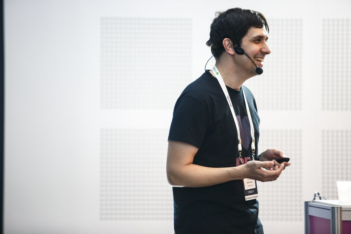 Два сапога Java: как прошли JBreak и JPoint 2017 - 7