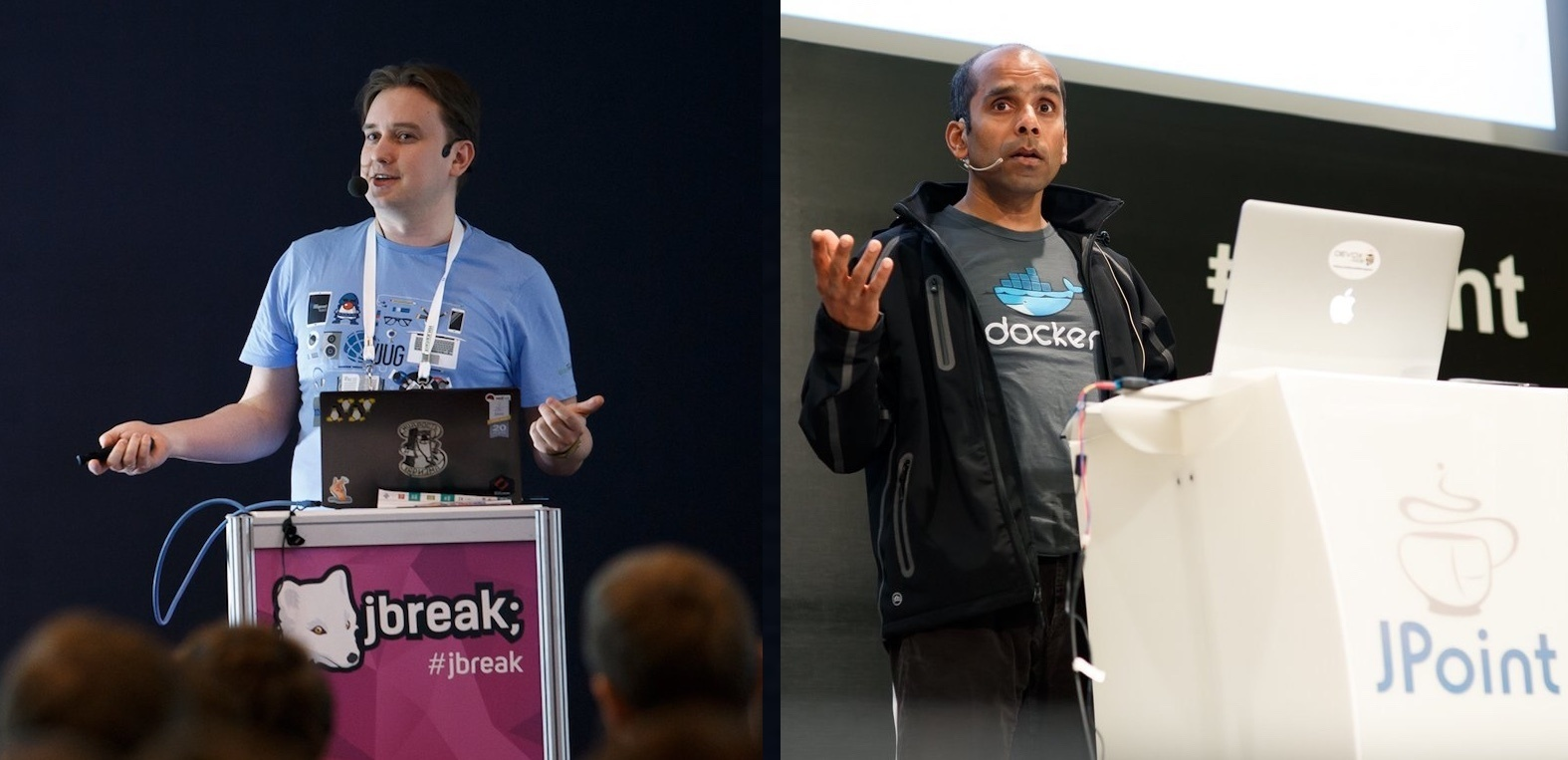 Два сапога Java: как прошли JBreak и JPoint 2017 - 1
