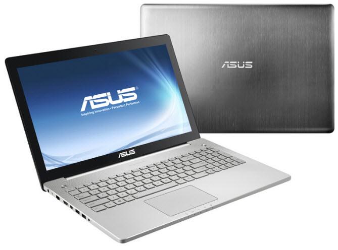 Поставки ноутбуков Asustek снижаются, а прибыль остается стабильной