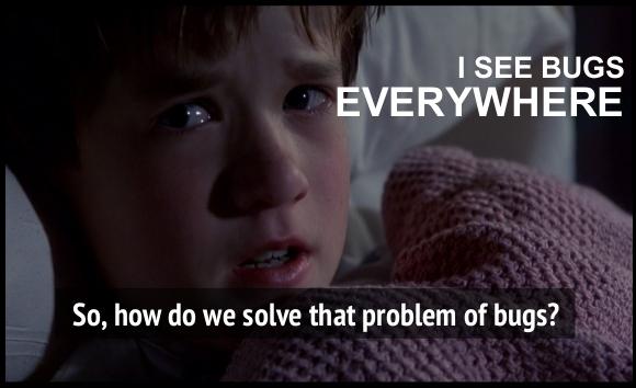 Что нам делать с ошибками?