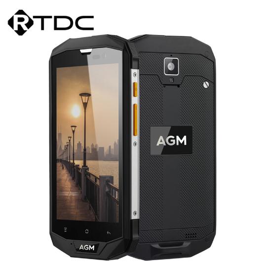 Смартфон AGM A1Q получил 3 ГБ ОЗУ