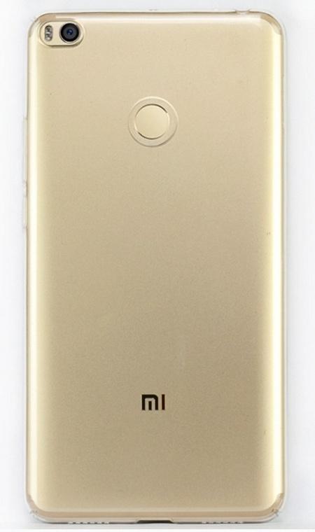Опубликованы изображения смартфона Xiaomi Mi Max 2