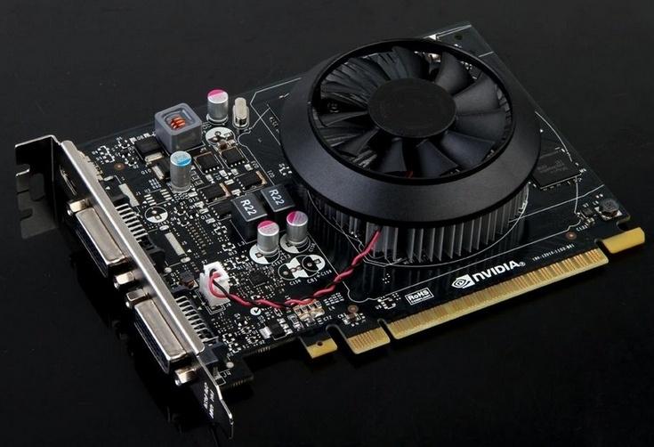 Впервые за три года Nvidia выпустит бюджетную видеокарту с новым GPU