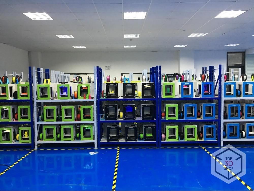 Китай в 3D — здесь делают 3D-принтеры - 26