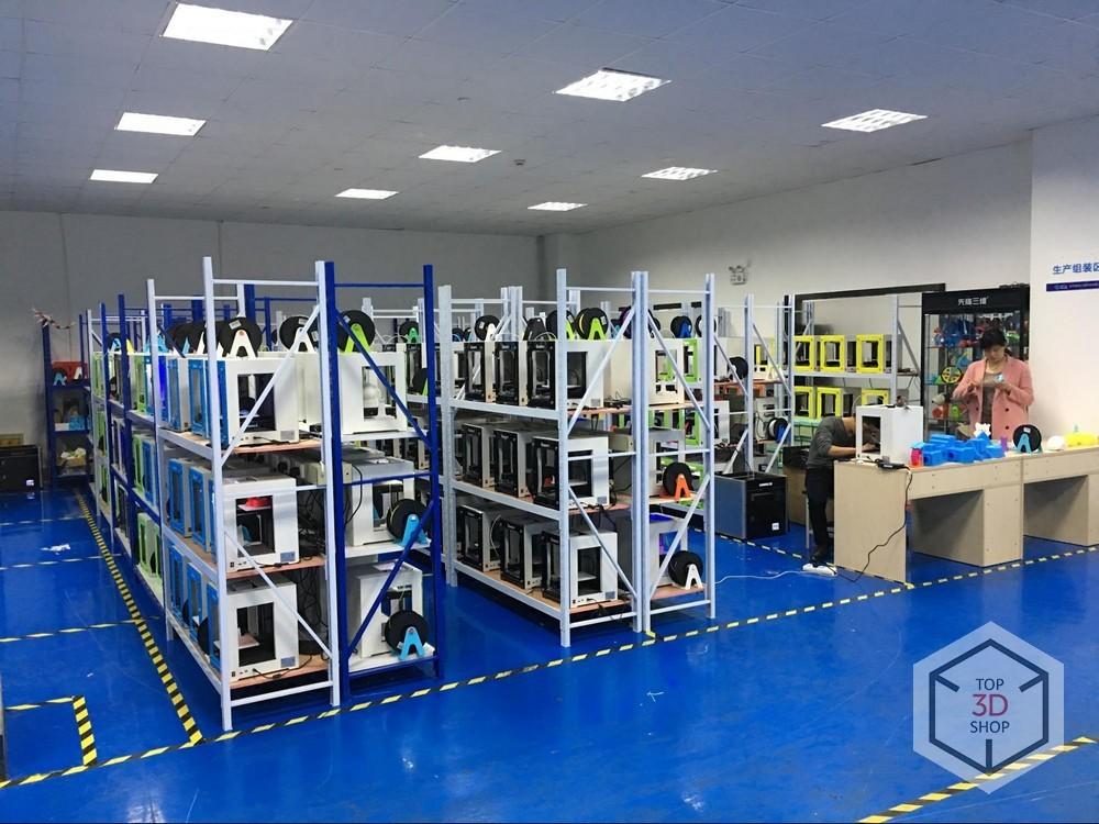Китай в 3D — здесь делают 3D-принтеры - 27