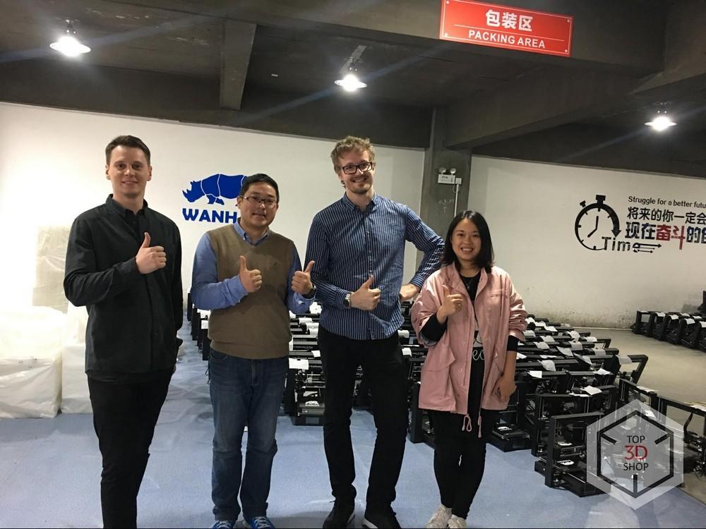 Китай в 3D — здесь делают 3D-принтеры - 60