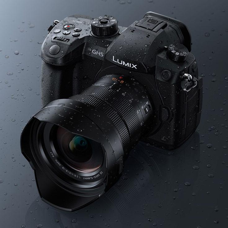 Объектив Leica DG Vario-Elmarit 8-18mm/F2.8-4.0 ASPH. для камер системы Micro Four Thirds имеет защиту от пыли и брызг