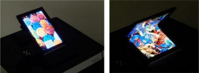 В дисплее используется цветной фильтр инновационной структуры