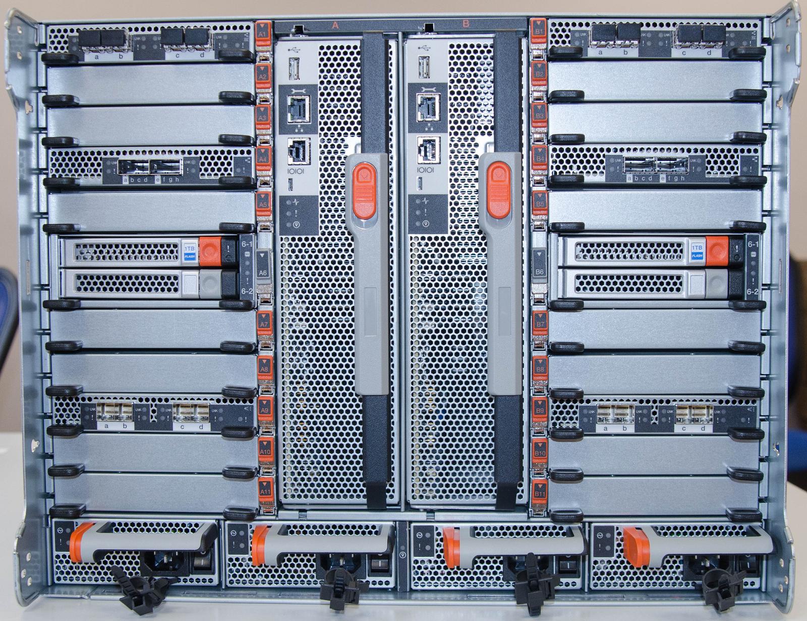 Из будней сисадмина: распаковываем NetApp FAS 9000 - 3