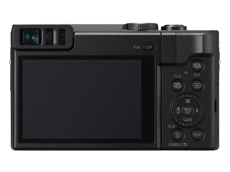 Компактная камера Panasonic Lumix DC-TZ90 с 30-кратным зум-объективом поддерживает видео 4К - 2