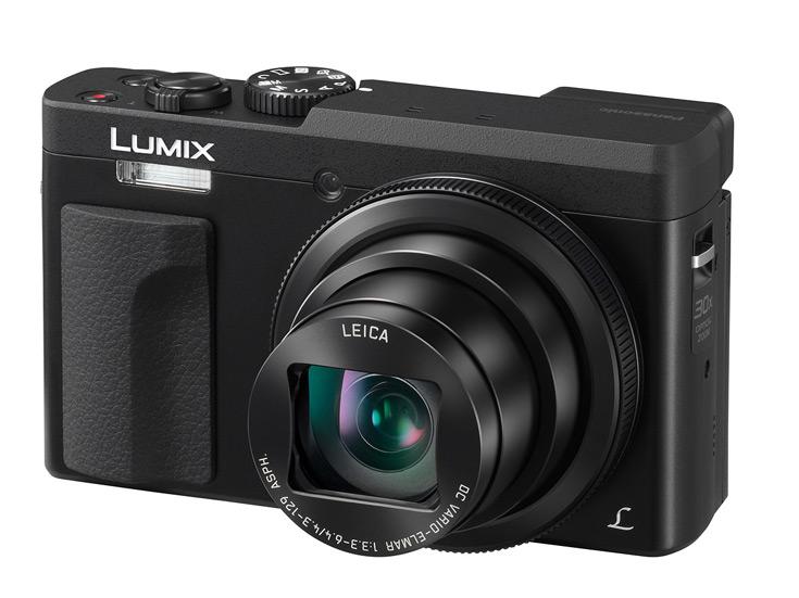 Компактная камера Panasonic Lumix DC-TZ90 с 30-кратным зум-объективом поддерживает видео 4К - 1