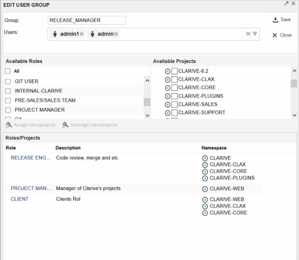 Вышла новая версия Clarive 6.8 - 7