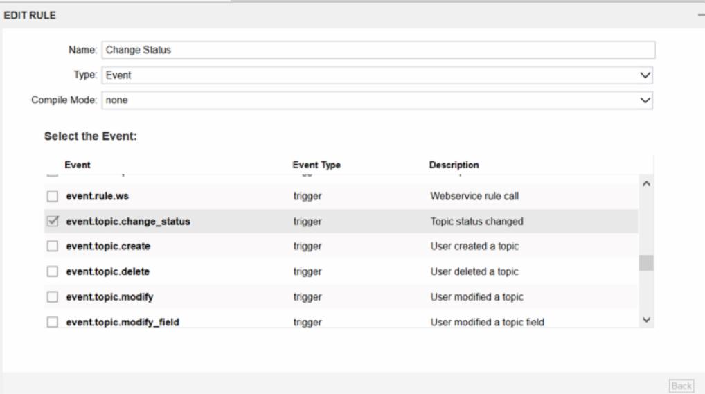 Вышла новая версия Clarive 6.8 - 8