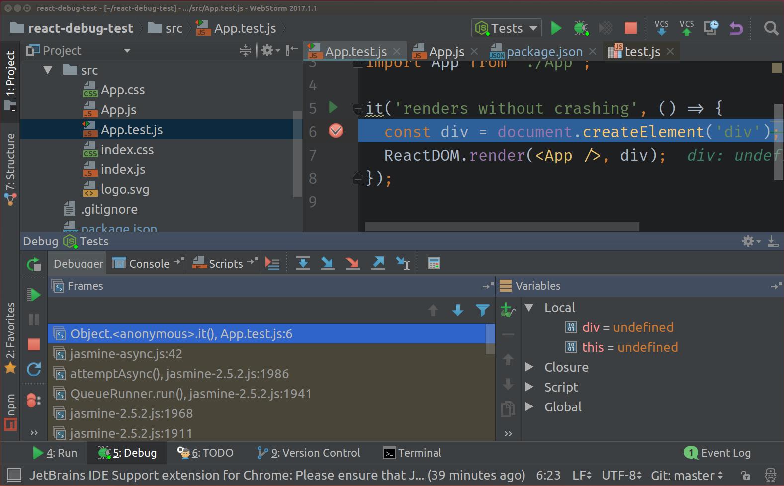 Способы отладки JS на клиенте - 9