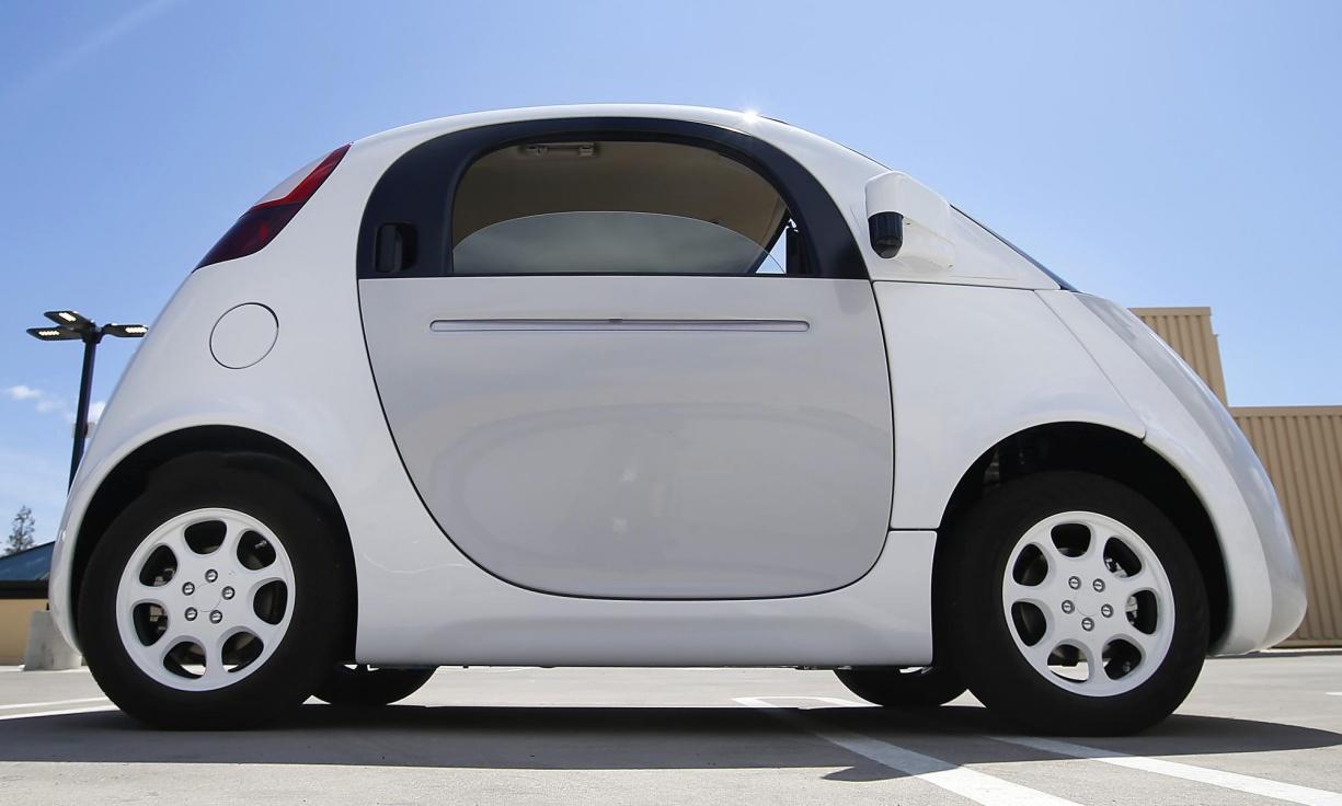 Беспилотные автомобили обучают премудростям вождения в Grand Theft Auto V - 1