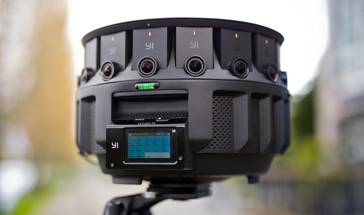 Камеру Yi Halo можно будет получить бесплатно на два месяца