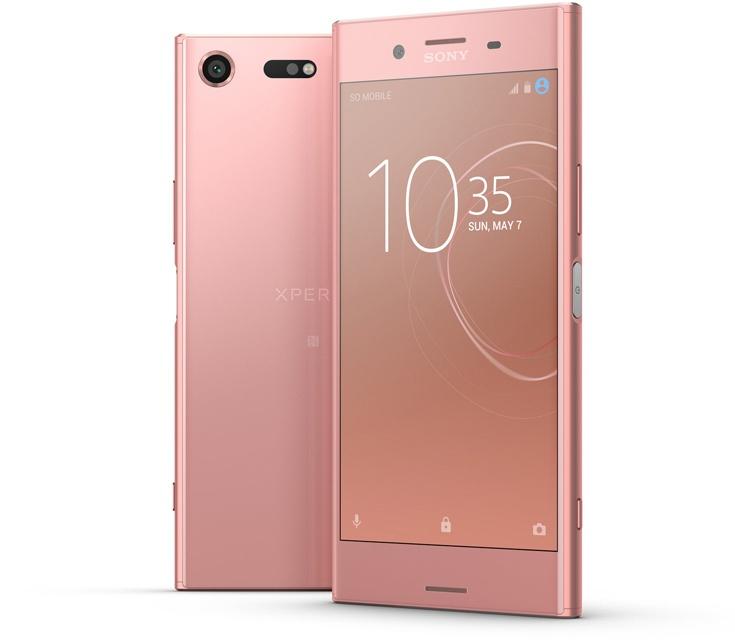Одновременно со смартфоном в продаже появится гарнитура такого же цвета