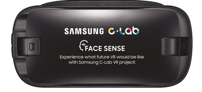 FaceSense — управление VR-гарнитурой с помощью мимики
